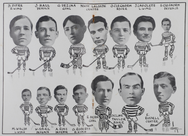 National Hockey Association / NHA All-Stars 1910
