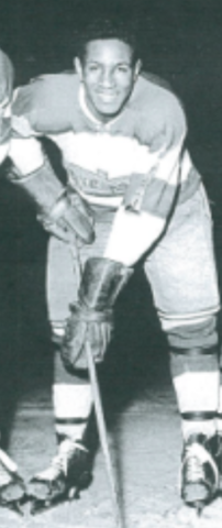 John Utendale 1955 Edmonton Oil Kings