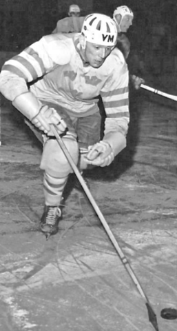Nils Nilsson 1961 Tre Kronor - Sweden Men's National Ice Hockey Team