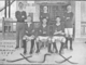 Green Howards Roller Hockey Team 1910 Egypt and Sudan Champions