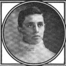 "William ""Peg"" Duval of Ottawa Hockey Club"