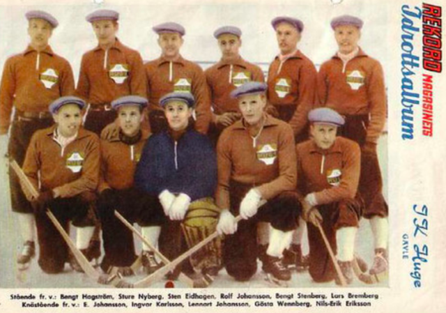 IK Huge Bandy Team 1951