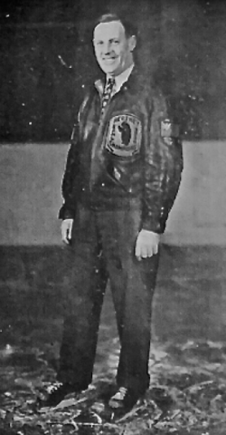 Herb Mitchell Hershey Bears Coach 1937