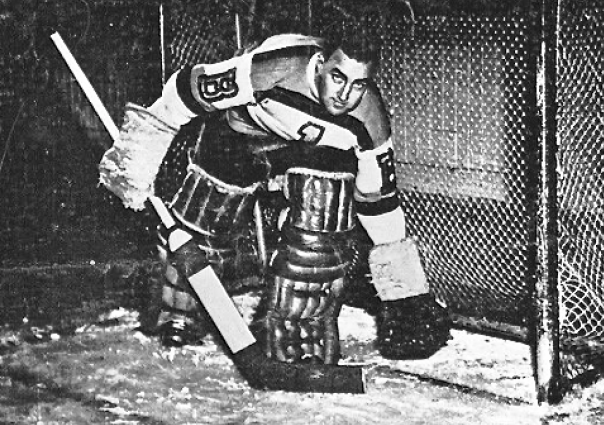 Bert Gardiner 1943 Boston Bruins