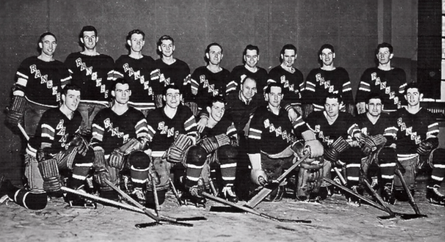 New York Rangers 1943