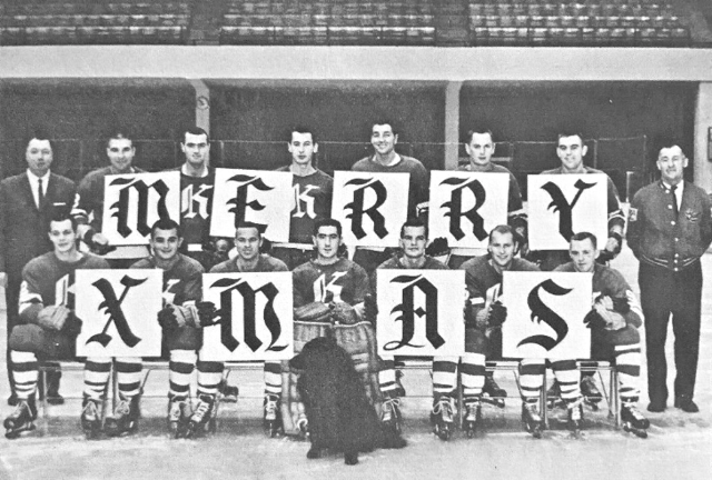 Knoxville Knights 1961 Eastern Hockey League