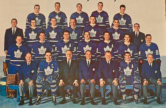 Toronto Maple Leafs 1965
