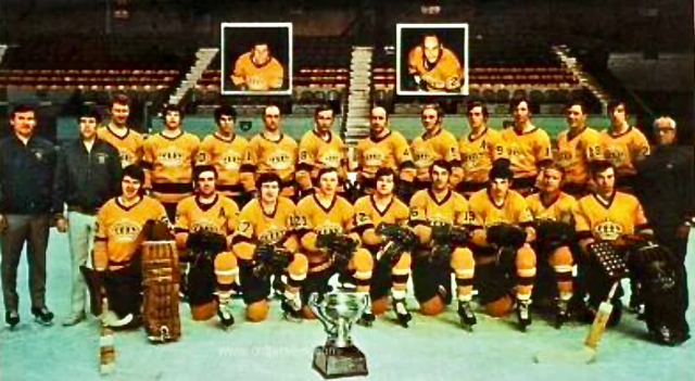 Springfield Kings 1971 Calder Cup Champions