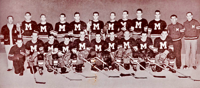 Montreal Maroons 1937