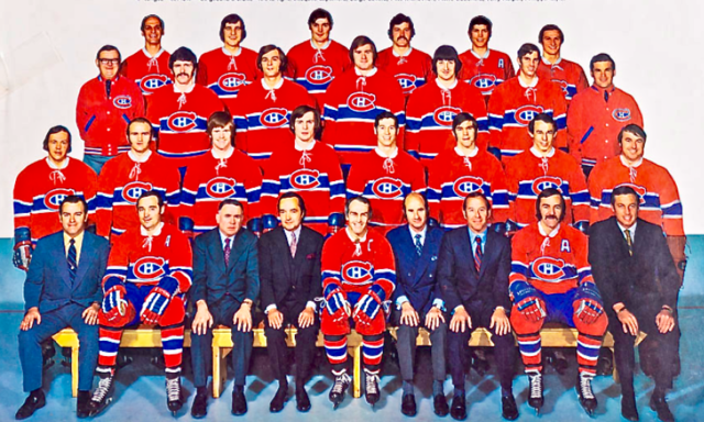 Montreal Canadiens 1971-72
