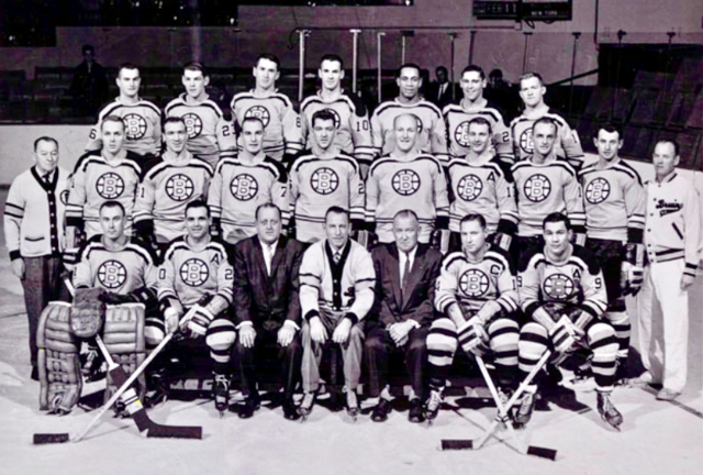 Boston Bruins 1960-61