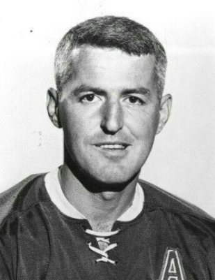 Billy Harris 1968 Oakland Seals