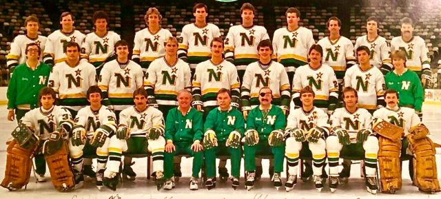 Minnesota North Stars 1983