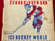 World Ice Hockey Championships 1959 Program Cover