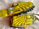 EPPO Hockey Goalkeeper Boots 1970s - Vintage Field Hockey Goalkeeper Boots