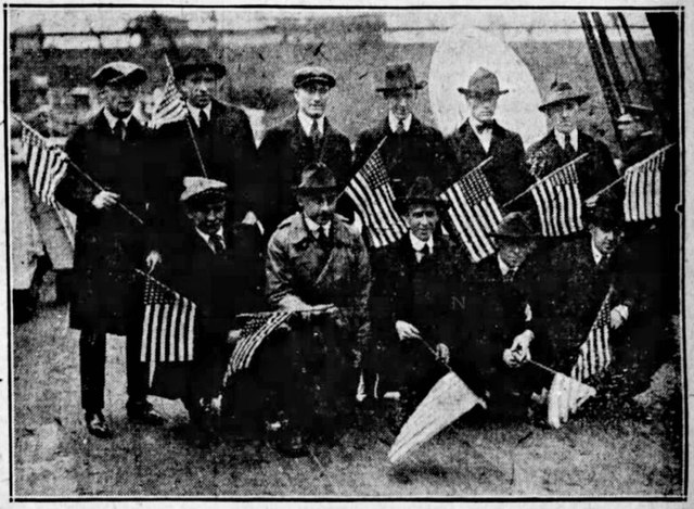 United States Olympic Team 1920