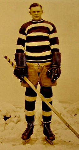 Milt Halliday 1927 Ottawa Senators