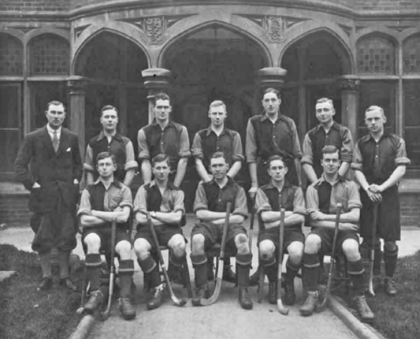 Royal Military Academy Sandhurst Hockey Team 1926