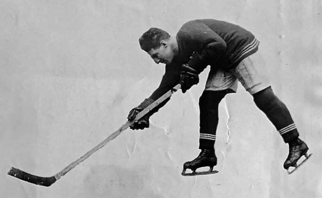 Babe Dye - Toronto St. Patricks Legend - Known as the Babe Ruth of Hockey