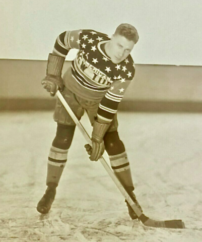 Laurie Scott 1926 New York Americans