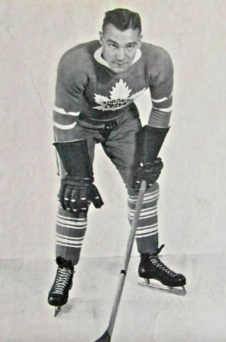 Charlie Conacher 1935 Toronto Maple Leafs