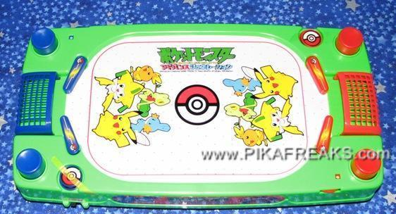 Hockey Air Hockey Game Pokemon