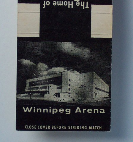 Hockey Matchbook 13