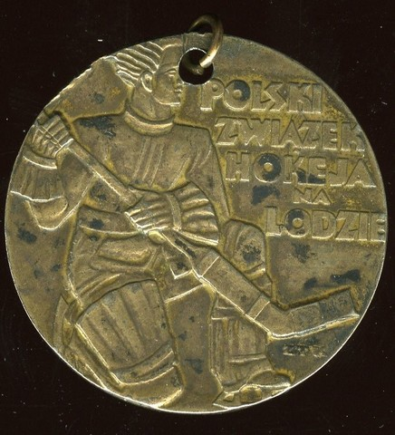 Poland Ice Hockey Medal 1931