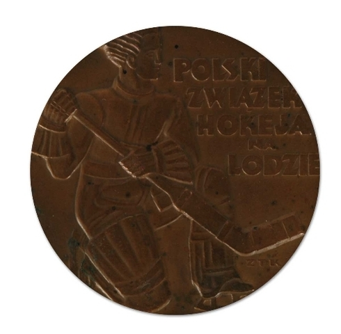 Poland Ice Hockey Medal 1931 -2