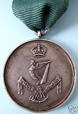 Field Hockey Medal 1941  Army