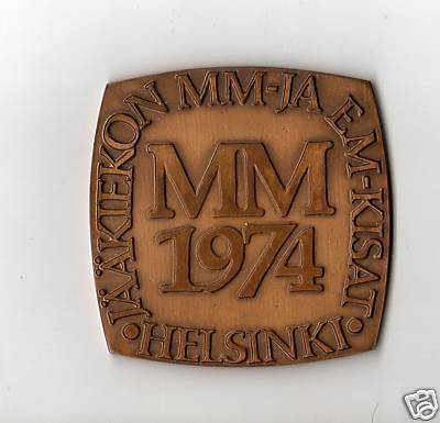 Ice Hockey Medal 1974 4b