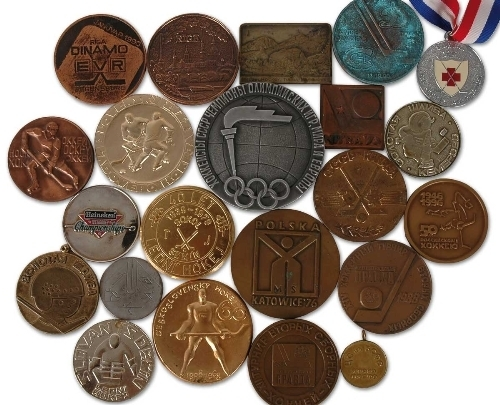 Ice Hockey Medals 1