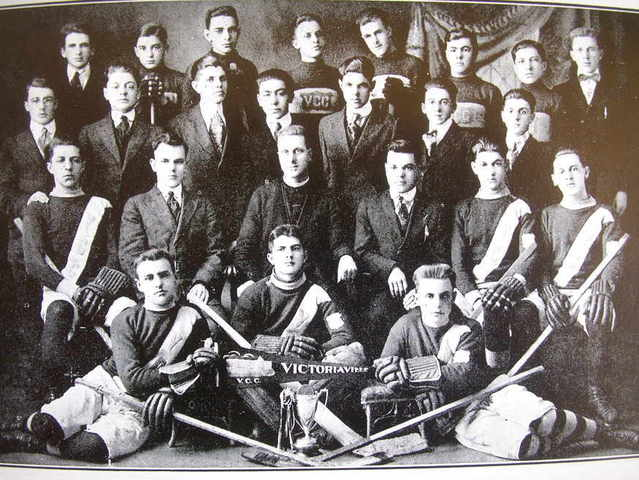Hockey Photo 1900s 2