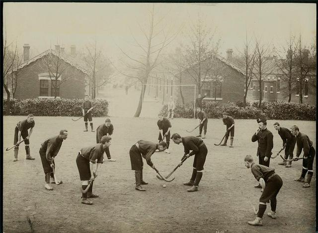 Field Hockey Photo - Pre WW1