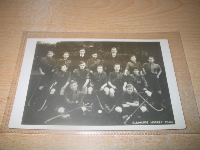 Field Hockey Photo 1908