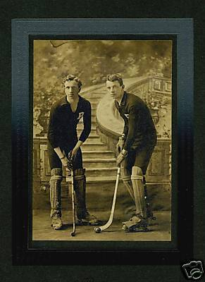 Roller Polo - Roller Hockey - 1910