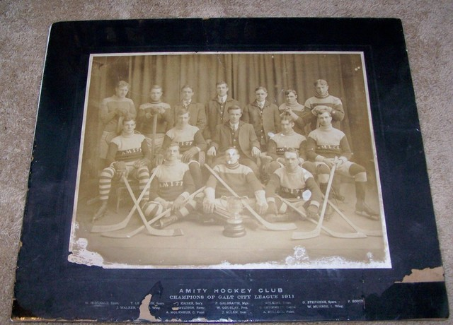 Hockey Photo 1911