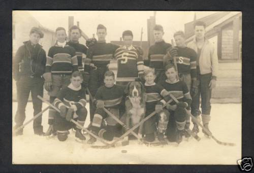 Hockey Photo 1920s 10