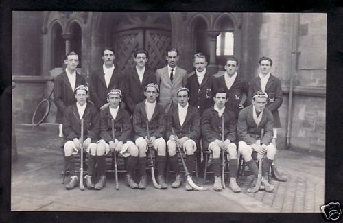 Hockey Photo 1921 Aberystwyth University