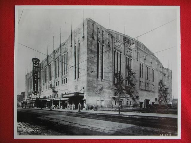 Chicago Stadium photo 1931