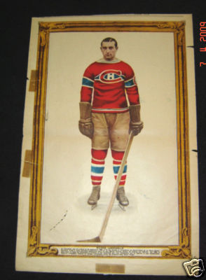 Hockey Picture 1928 Wildor Larochelle