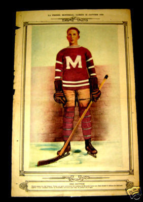 Hockey Picture 1929 Red Dutton 1