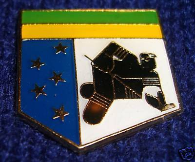 Hockey Pin Brazil 1