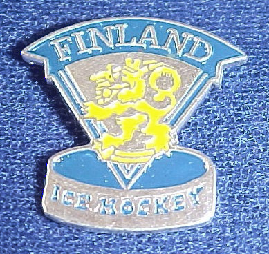 Hockey Pin Finland