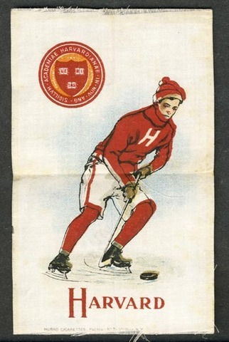 Hockey Silk Harvard