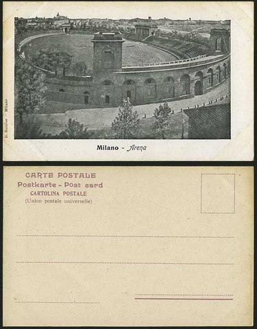 Hockey Postcard Arenas 37