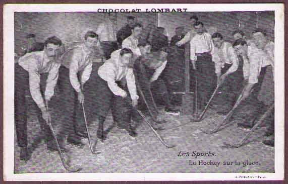Hockey Postcard 1910 5