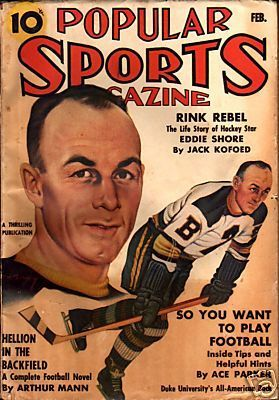 Hockey Program 1938 2