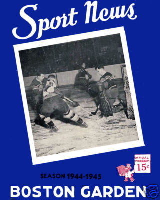 Hockey Program 1945 5