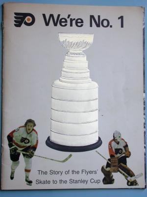 Hockey Program 1974 4